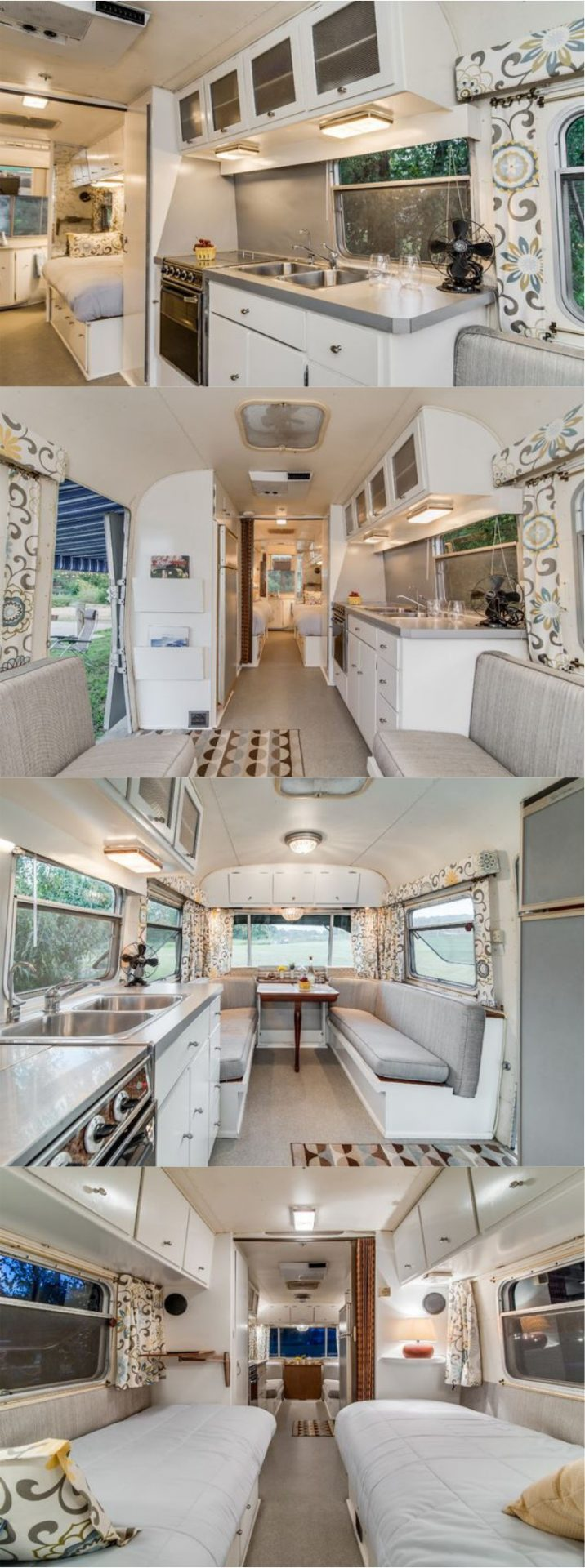 RV kitchen storage ideas