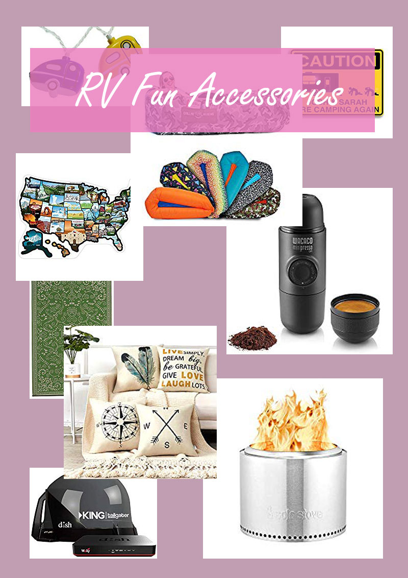 Why your RV need accesories?
