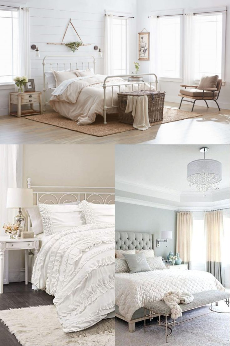 contemporary chic bedroom ideas