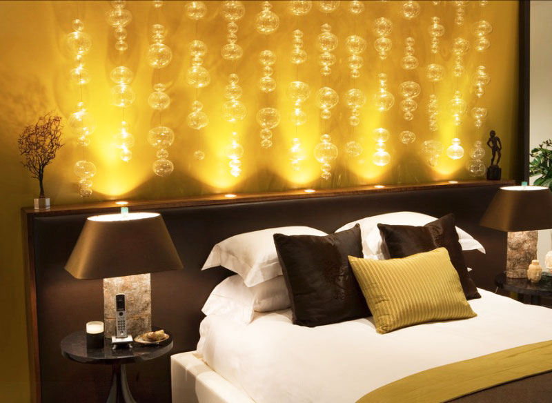 Bedroom Wall Lighting Ideas