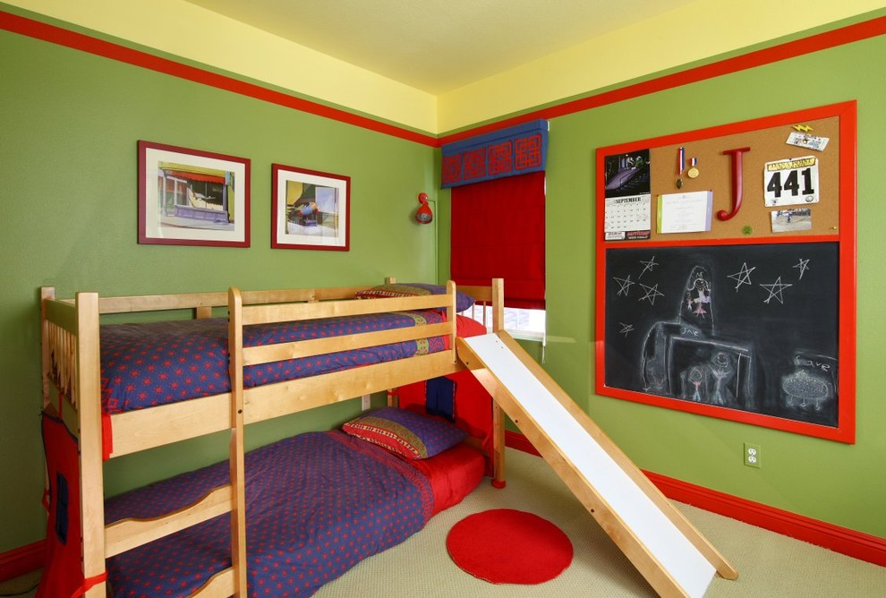 Childrens Bedroom Paint Ideas