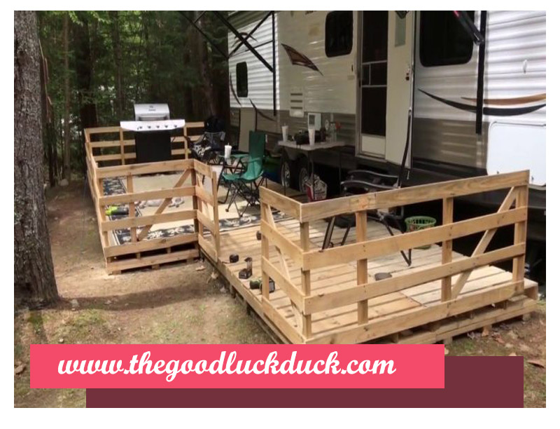 rv deck kits