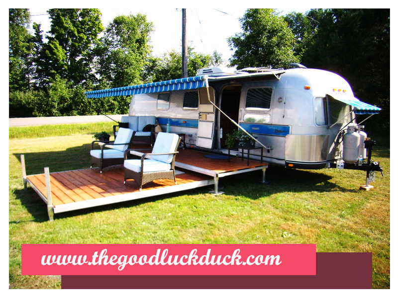 rv deck cover ideas