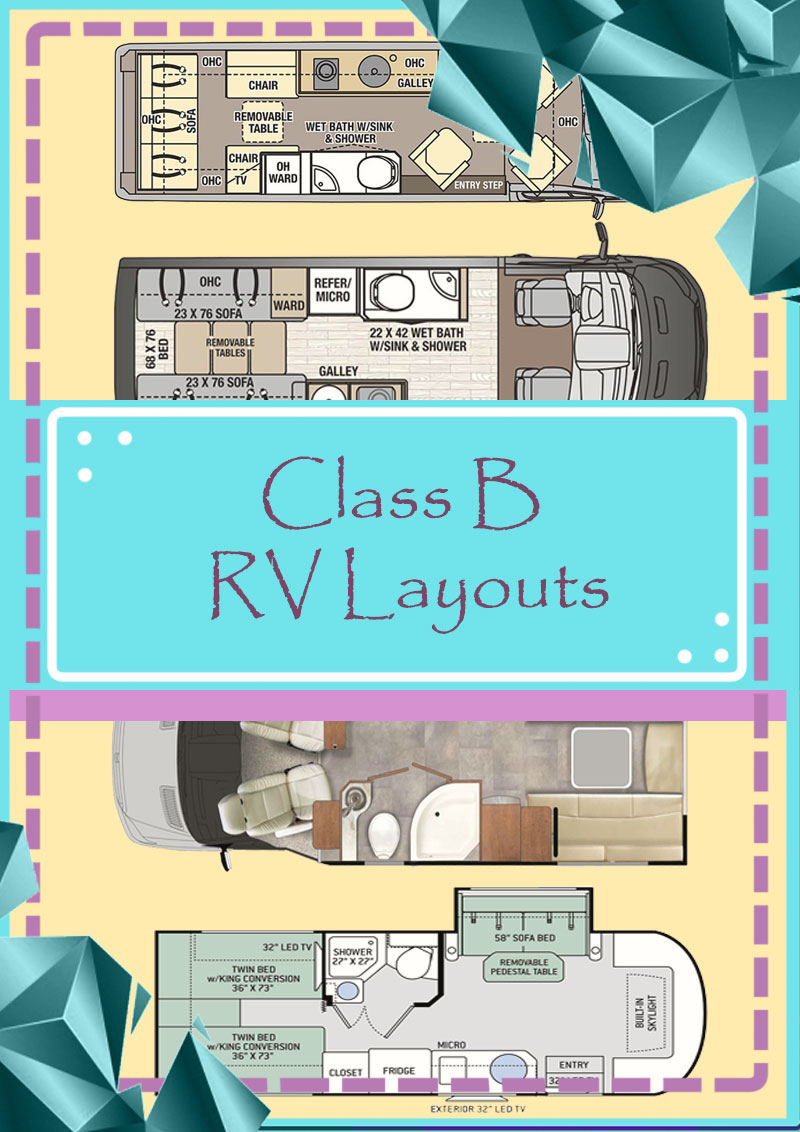 RV Bunkhouse layout design