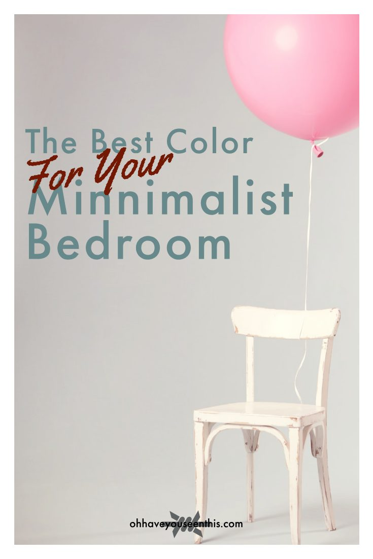 The best for your minimalist bedroom