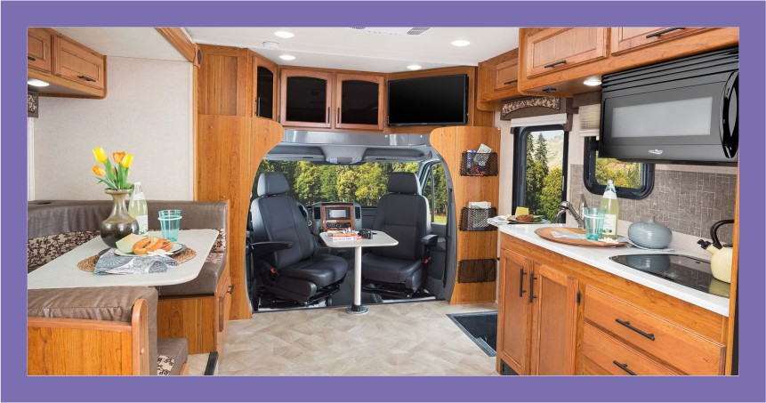 travel trailer classes