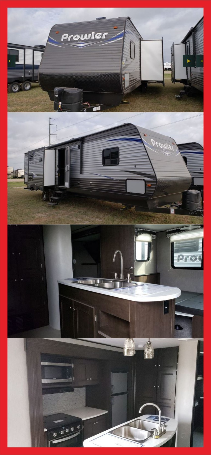 best travel trailer for full time living
