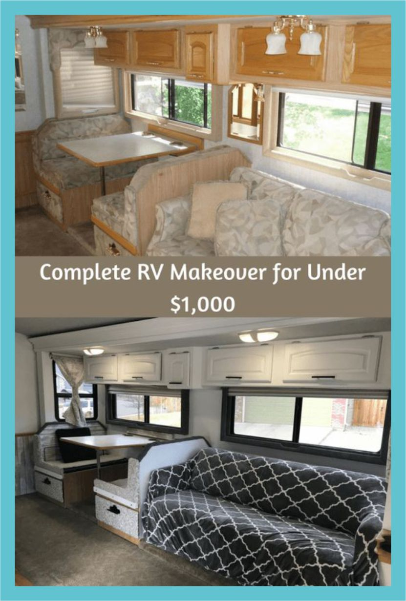 remodel rv interior walls