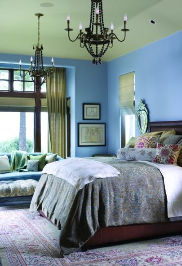Country French Bedroom Ideas