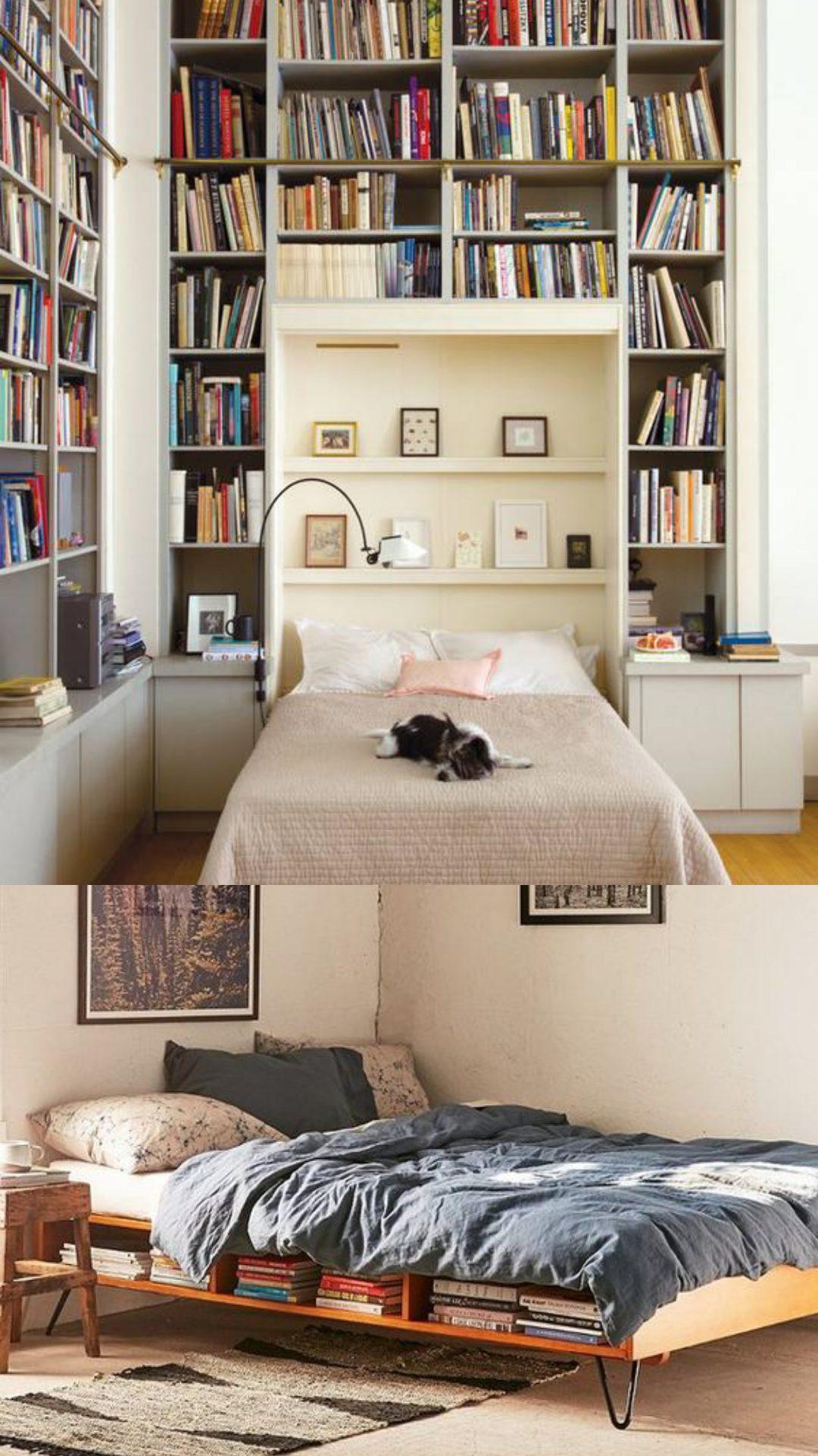 bookworm bedroom ideas