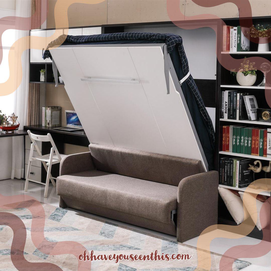Smart Furniture folding ideas