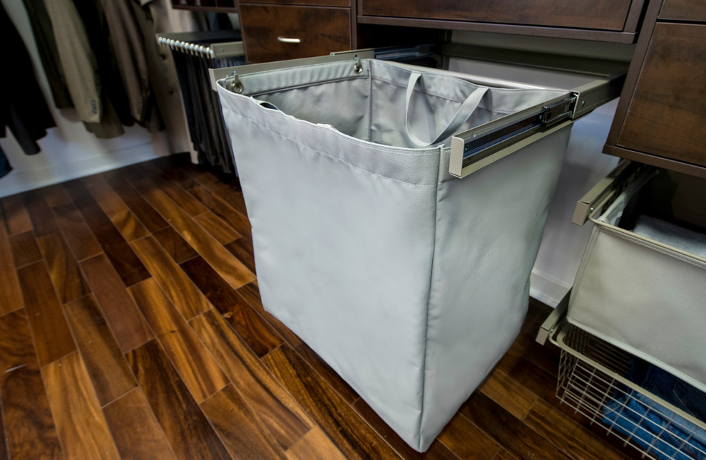Minimize laundry space
