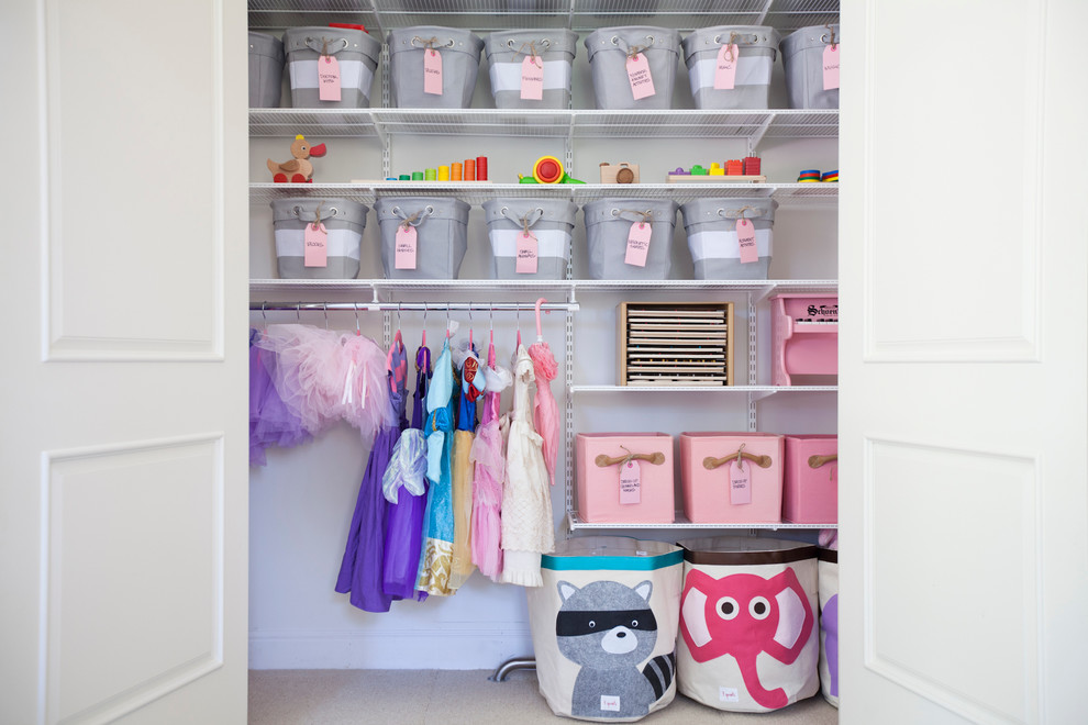 acuum Bags and Storage Bins