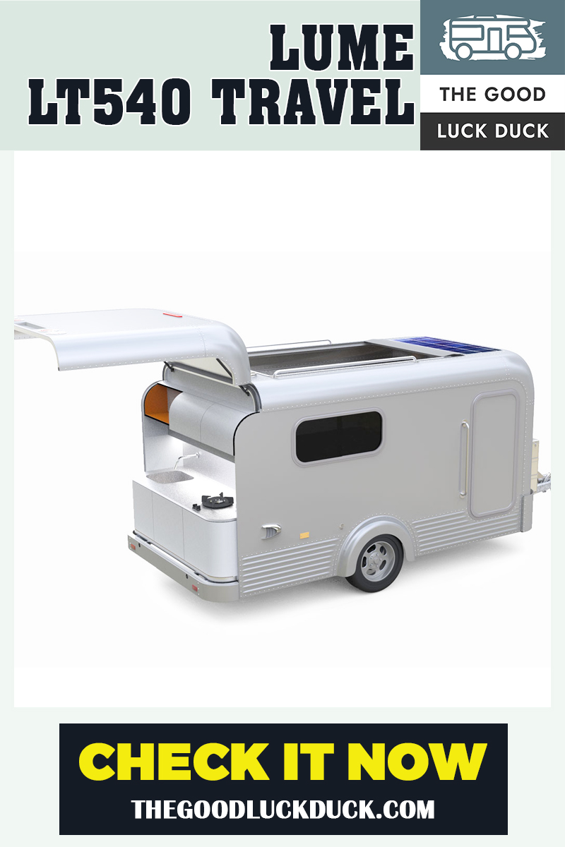 travel trailers under 2500 lbs