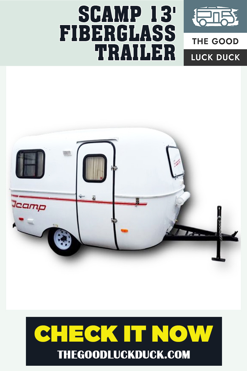 used camping trailers