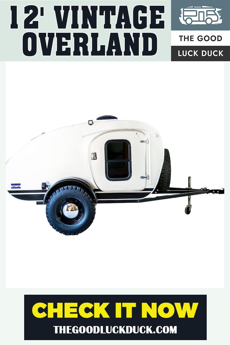 cheap lightweight travel trailer