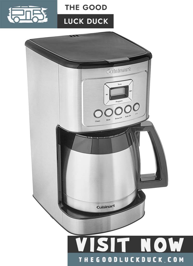 12 volt rv coffee maker