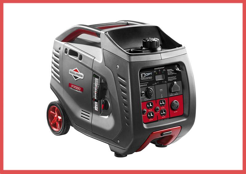 rv generator box