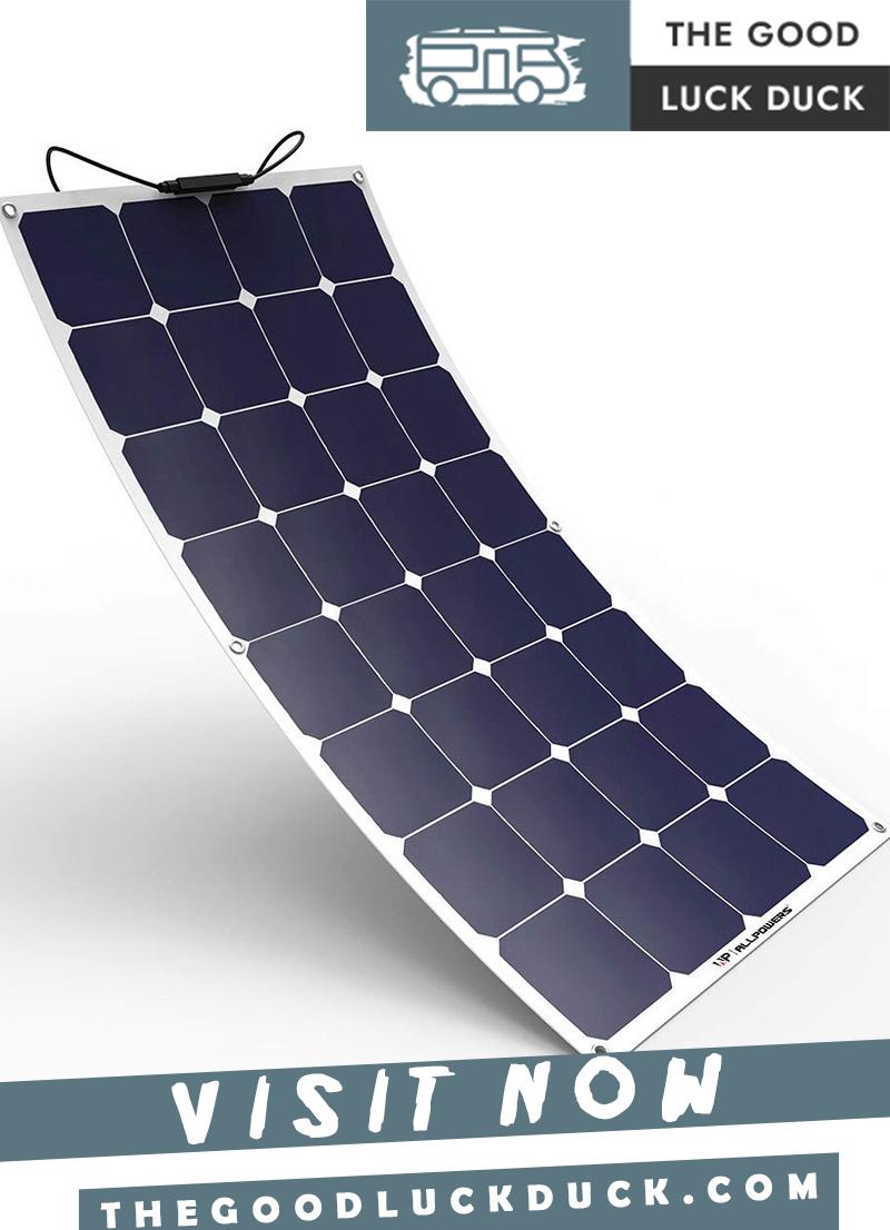 portable rv solar panels reviews