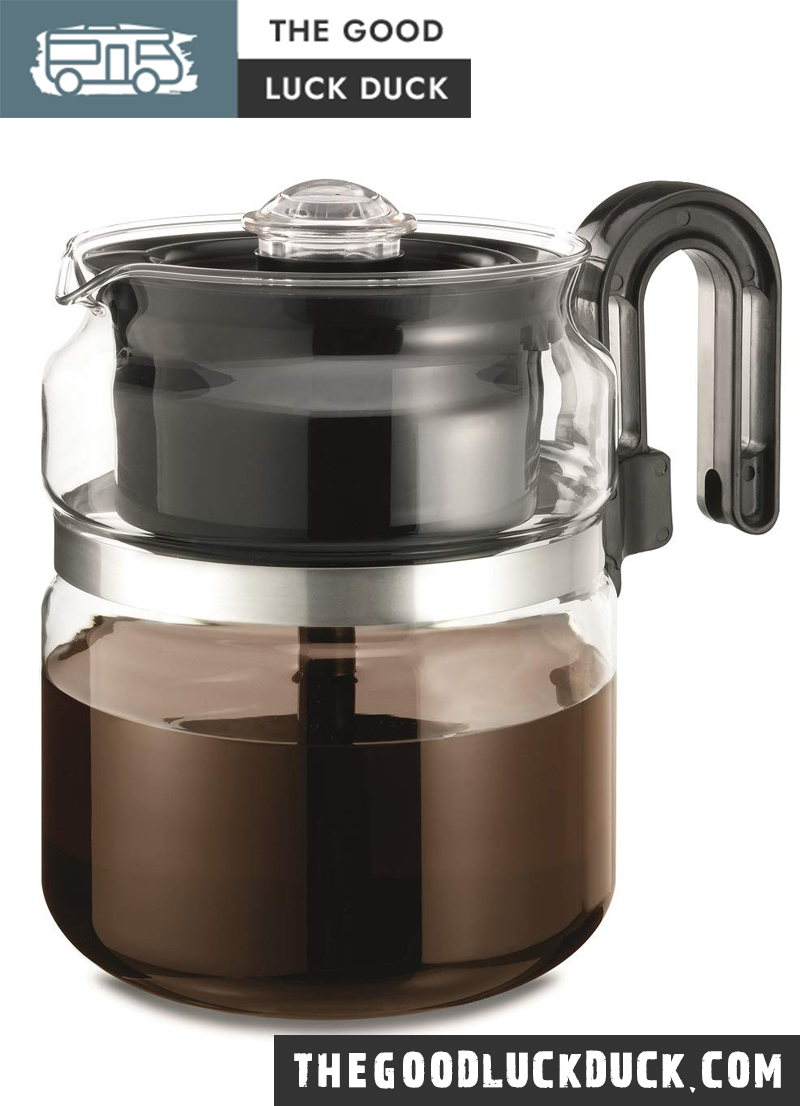 boat and rv coffee maker