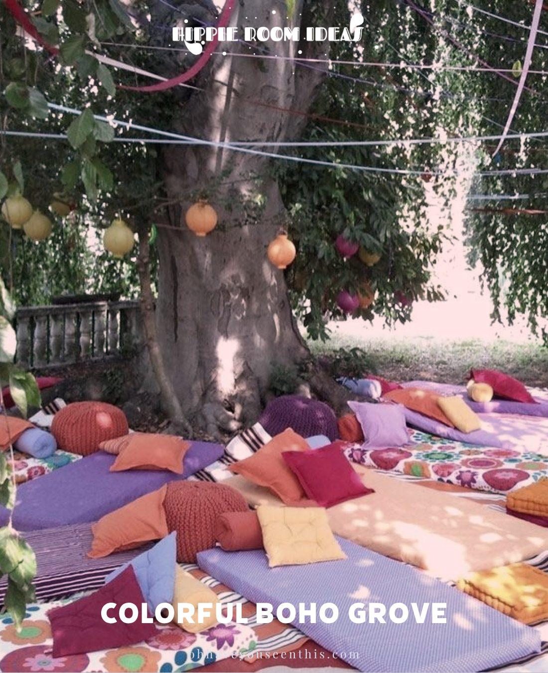 Hippie Garden Ideas
