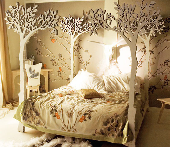 Romantic Canopy Bedroom Ideas
