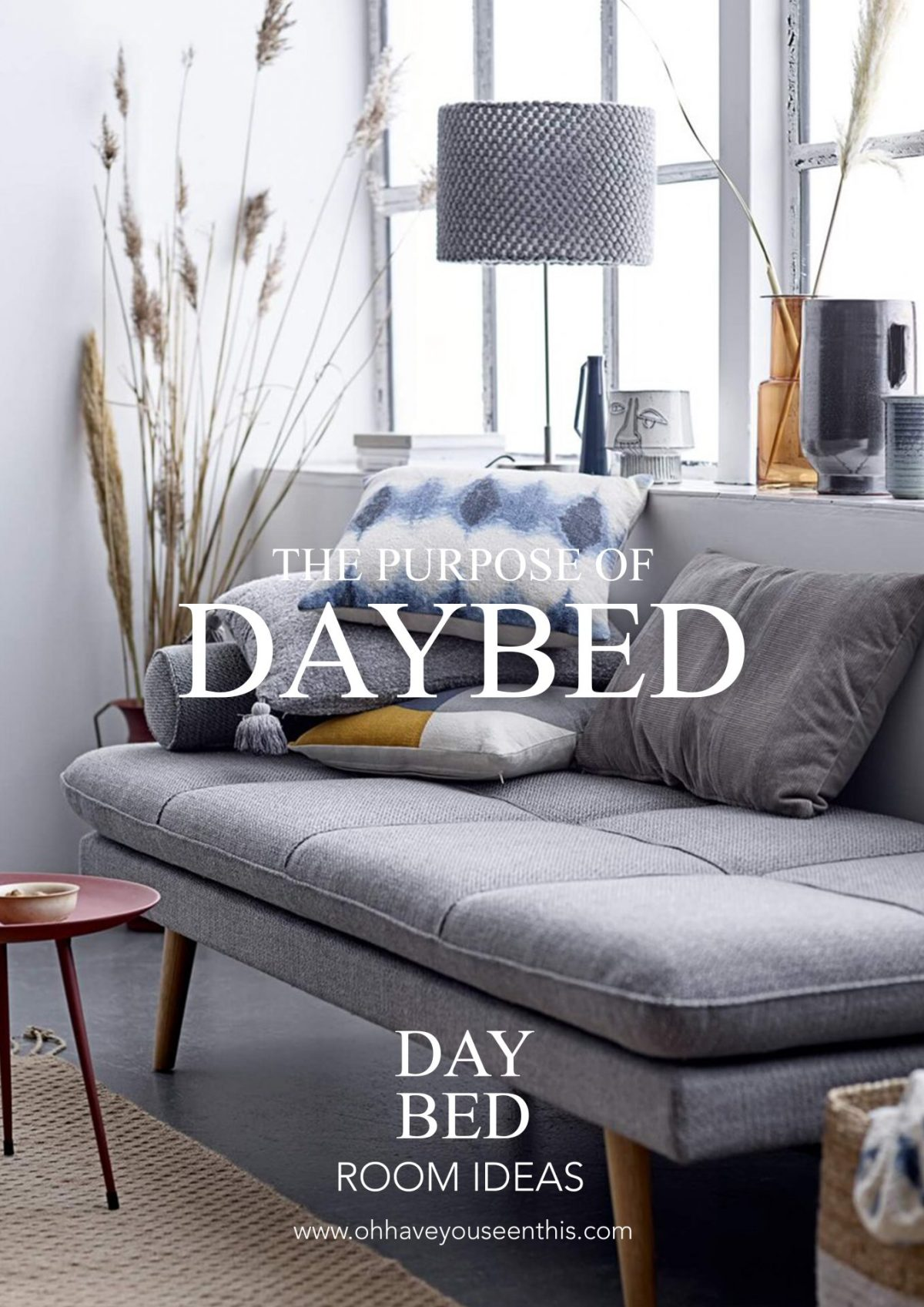 The Purpose Of Daybed
