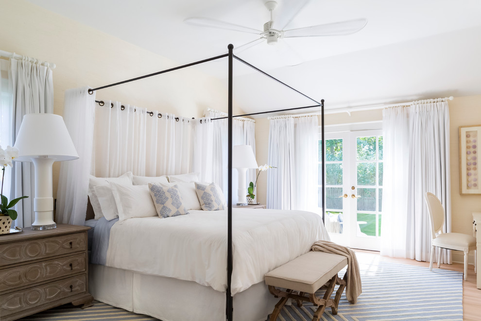 White Canopy Bedroom Ideas