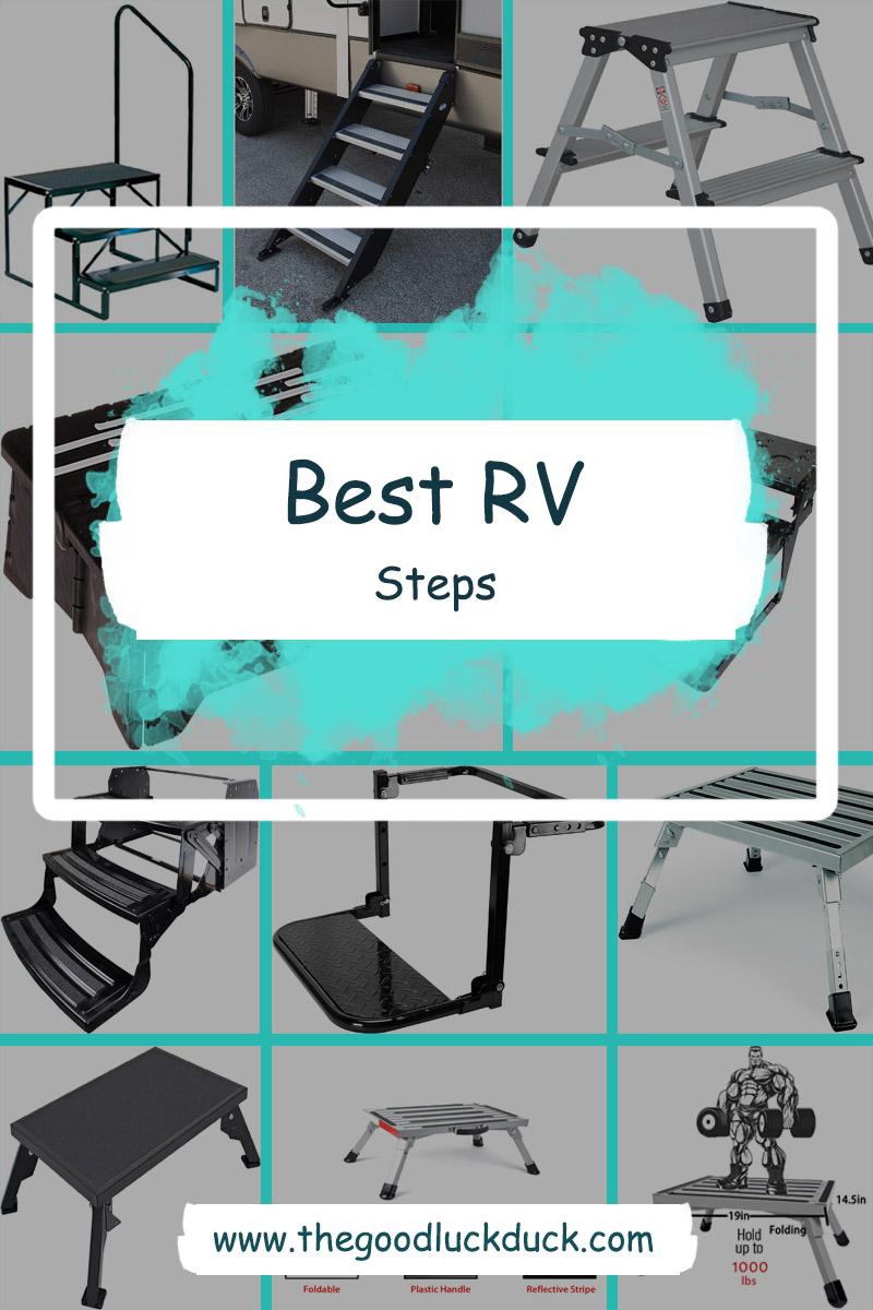 best rv steps