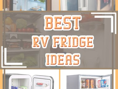 replacing dometic rv refrigerator