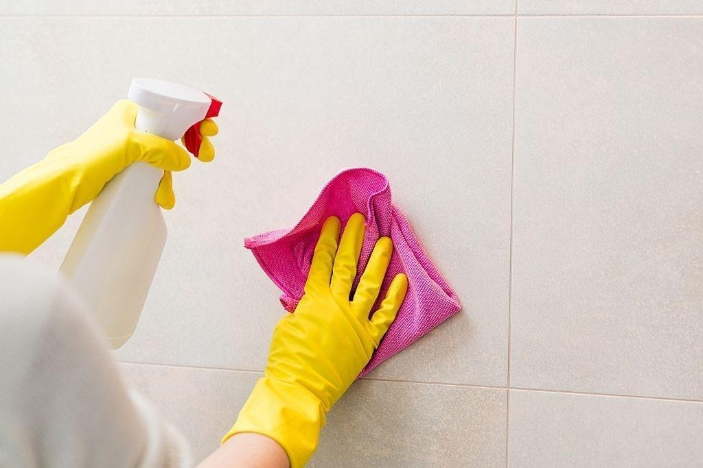 how to prevent mold in shower grout