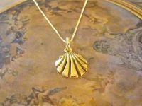 Camino shell symbol jewellery