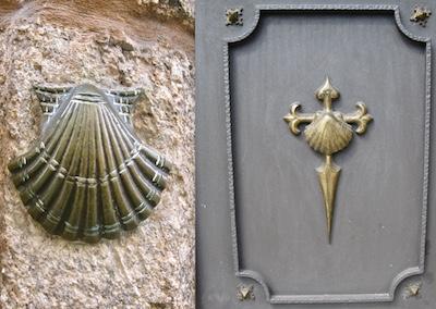 Camino symbols
