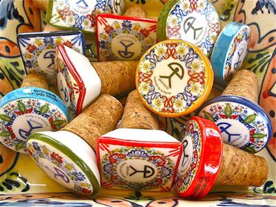 Indalo ceramic Andalucia