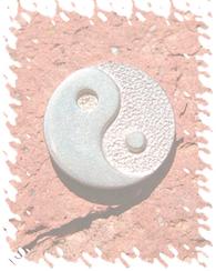 Yin Yang symbol jewellery