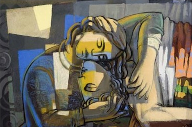 Los amantes the lovers