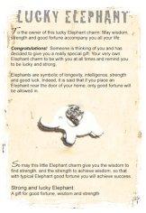 Lucky Elephant info