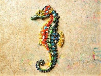 Seahorse bring good luck