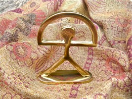 Indalo symbol of good fortune