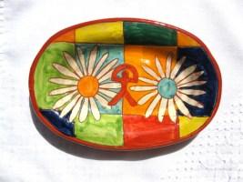 Lucky ceramic present for housewarming