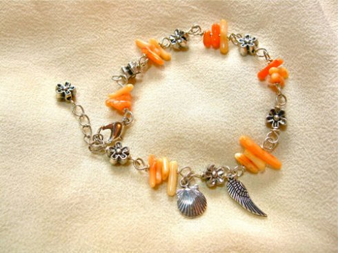 Angel safe travel bracelet