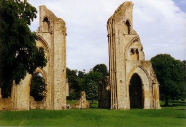 Dunstan - Abbot of Glastonbury Abbey