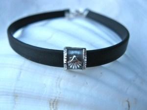 Camino bracelet for a religious retirement gift