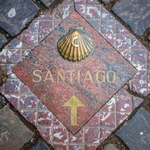 Camino de Santiago symbols