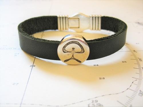 Lucky Indalo travel charm bracelet