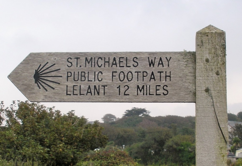 Camino of St Michaels Way