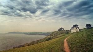 Cornish coastal path