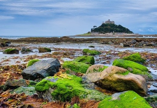 View of St Michael Mount