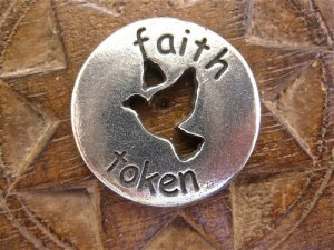 Faith token help miracles happen