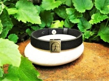 Indalo Man talisman bracelet